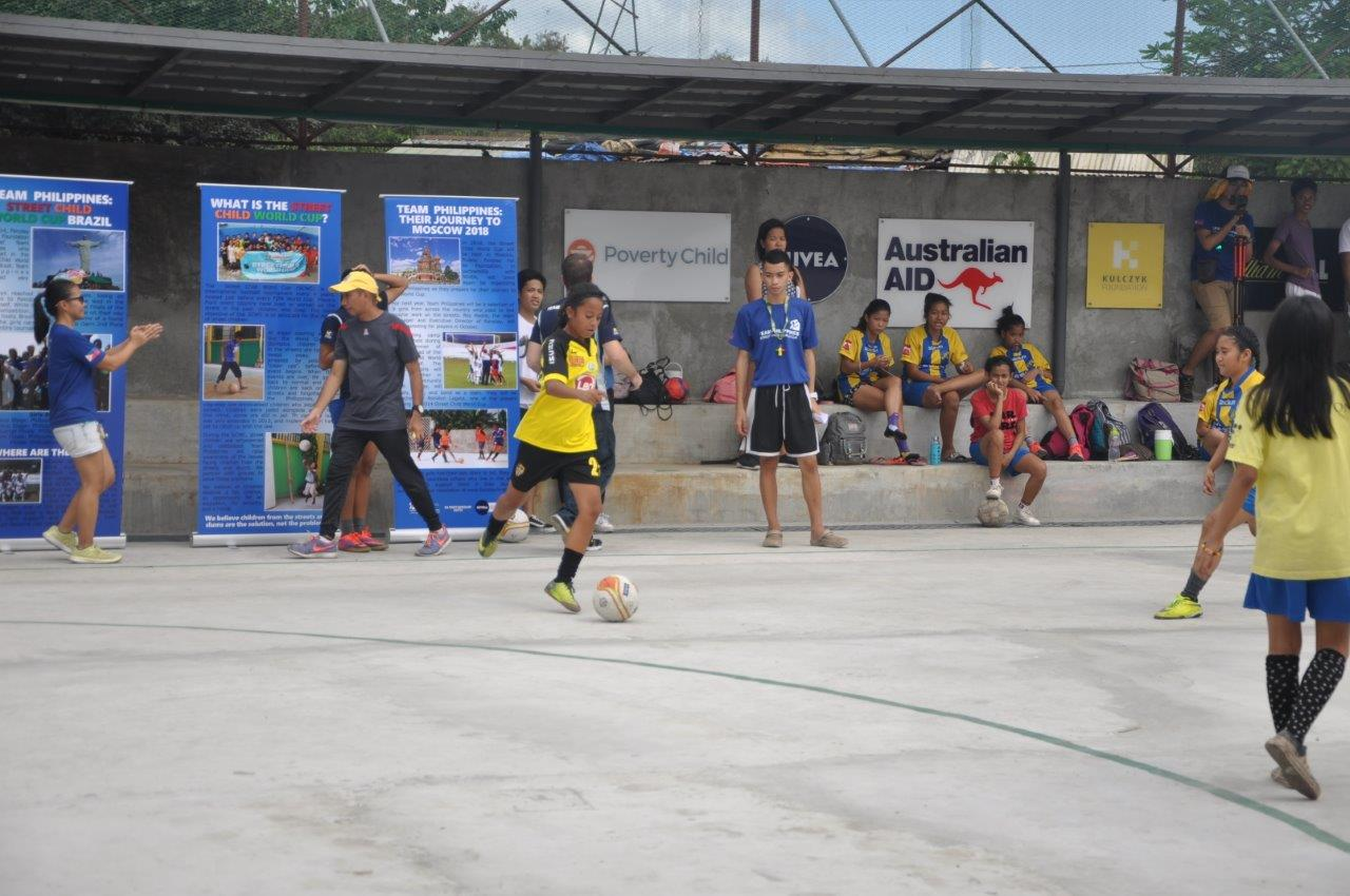 Improving The Fairplay Sports Centre In Payatas