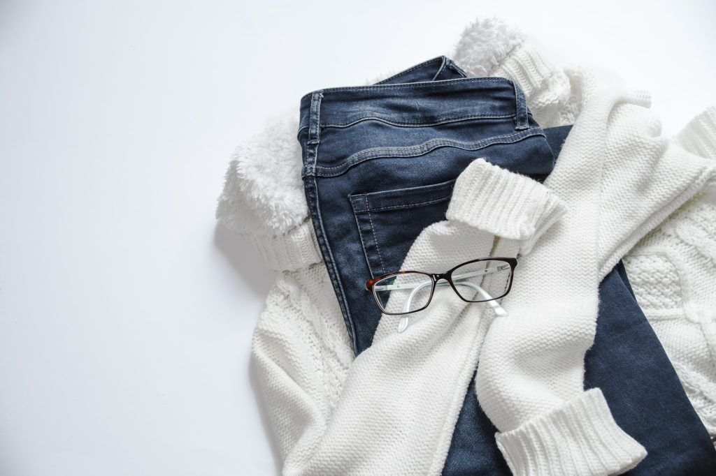 Recycle the clothes you've fallen out of love with