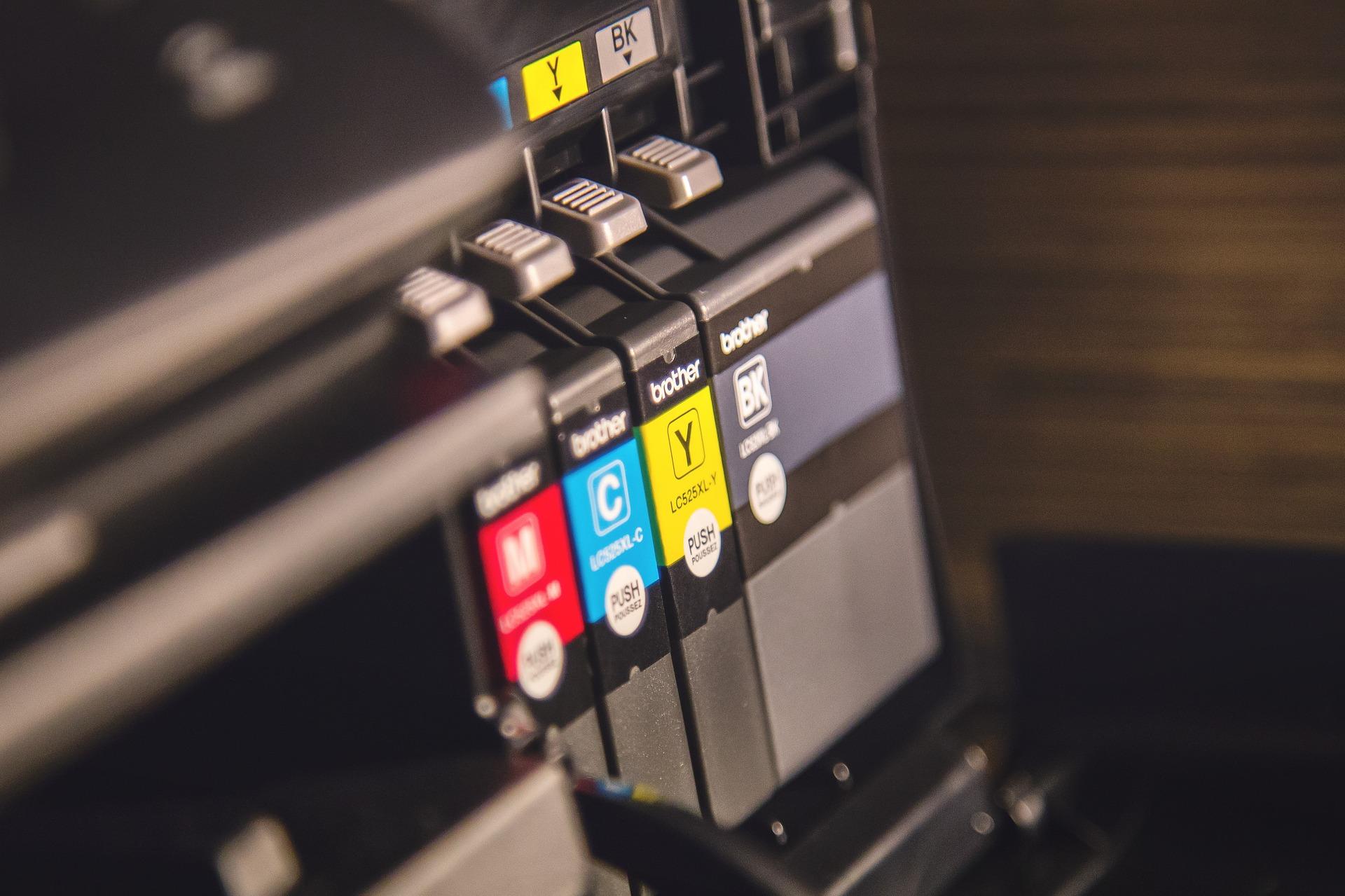 Ink Jet Cartridges