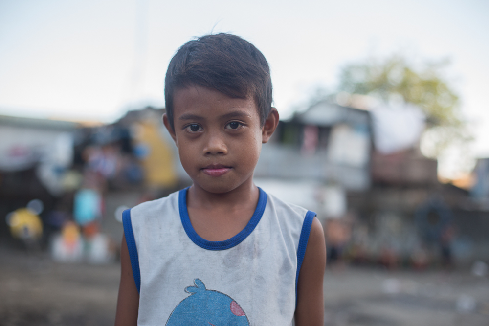 Helping 100 Children At-Risk in Payatas, The Philippines