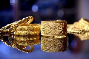 Recycling gold, silver and jewellery