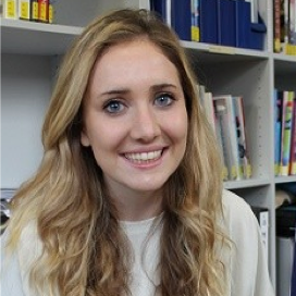 Volunteer Lucy Darragh