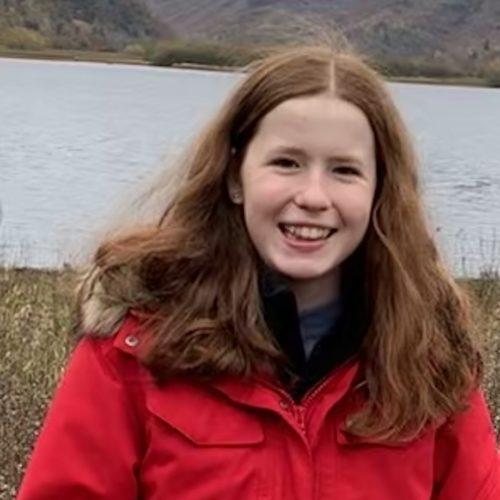 Volunteer Helen Little